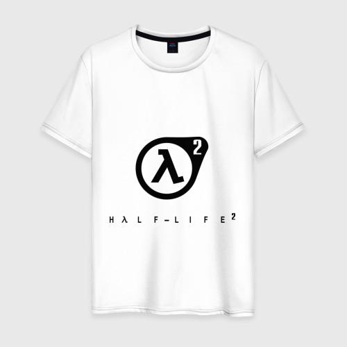 Мужская футболка хлопок Half Life 2