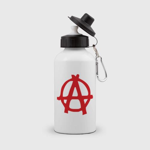 Бутылка спортивная Анархия