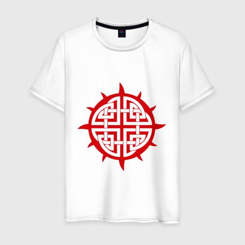 Мужская футболка хлопок Светило