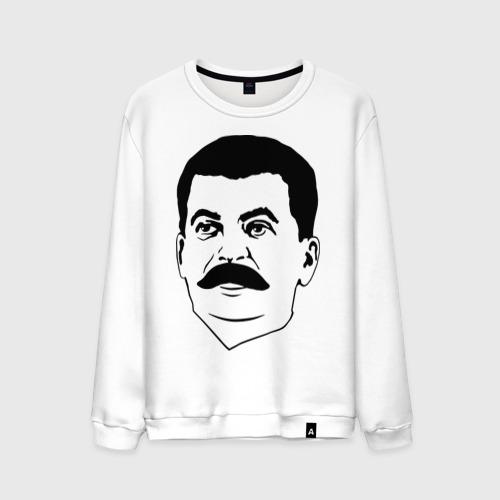 Мужской свитшот хлопок Сталин