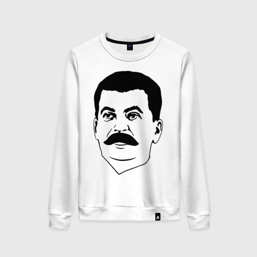 Женский свитшот хлопок Сталин