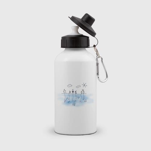 Бутылка спортивная Рыбалка