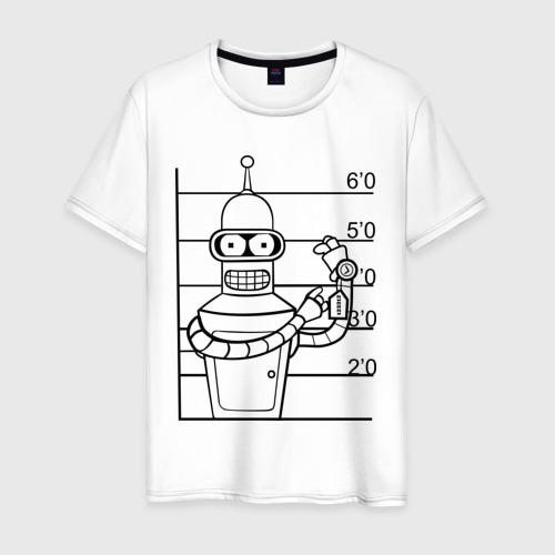 Мужская футболка хлопок Bender (3)