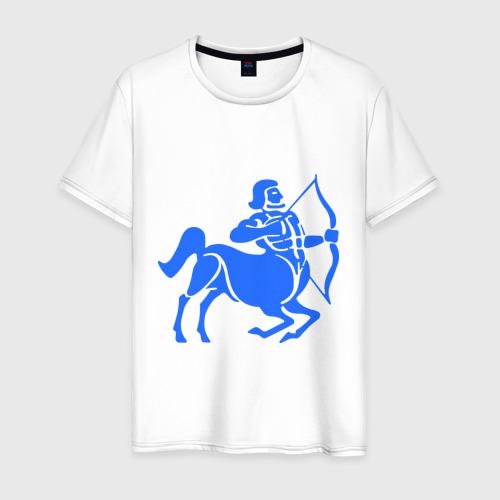 Мужская футболка хлопок Стрелец  (2)