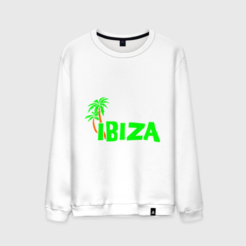 Мужской свитшот хлопок Ibiza