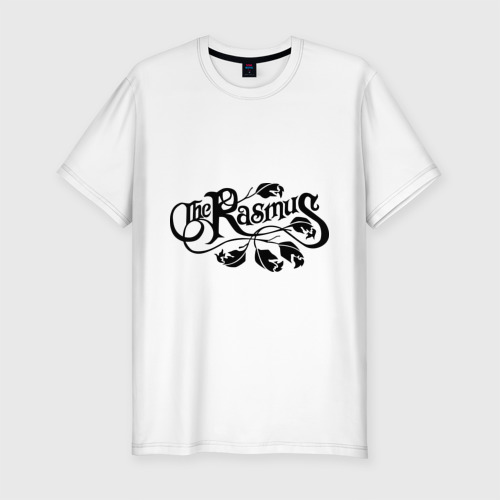 Мужская футболка хлопок Slim The Rasmus