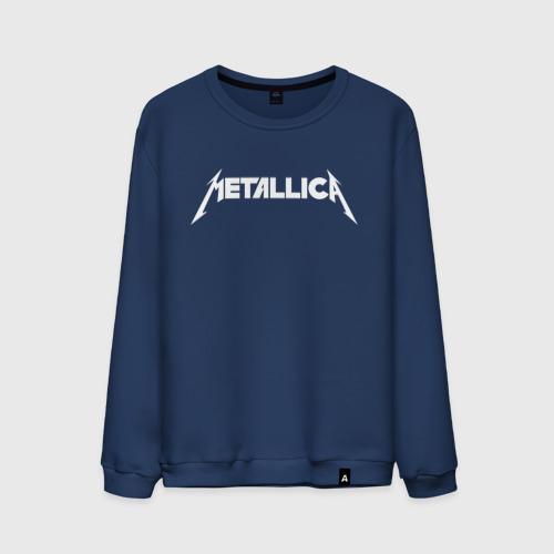 Мужской свитшот хлопок Metallica