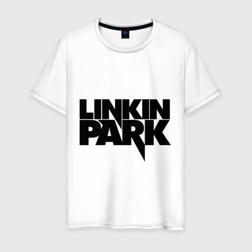 Мужская футболка хлопок Linkin Park (3)