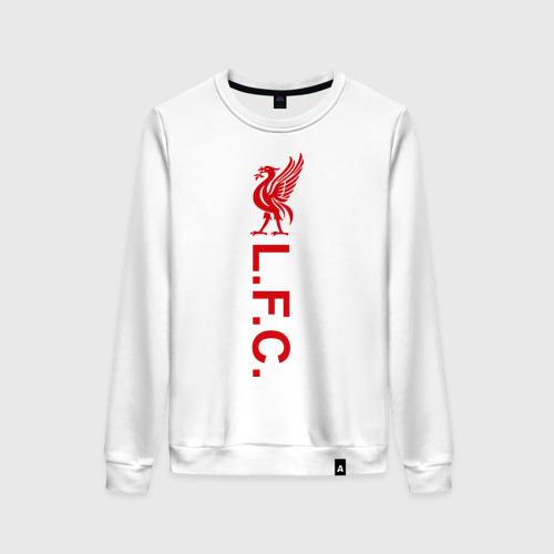 Женский свитшот хлопок Liverpool