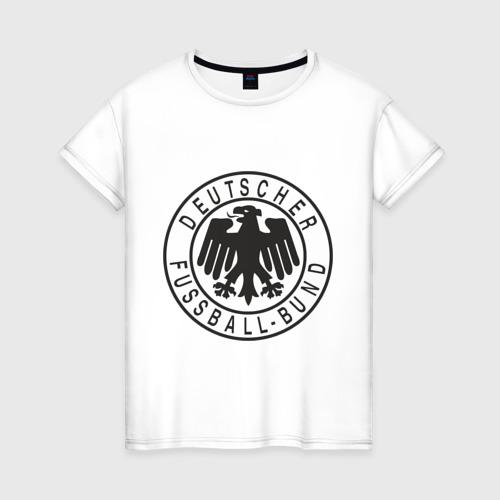 Женская футболка хлопок Германия