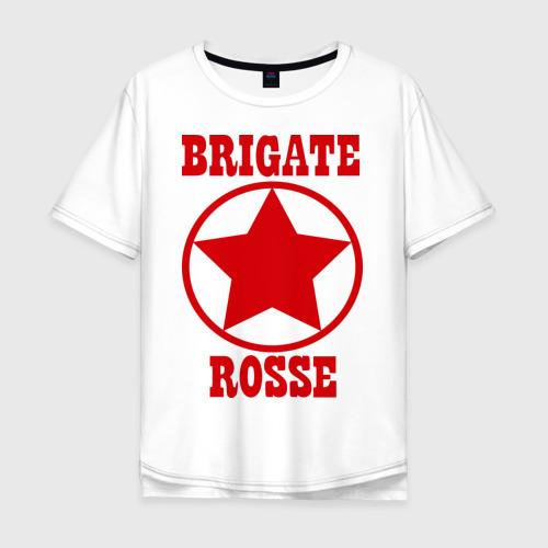 Мужская футболка хлопок Oversize Brigate rosse (2)