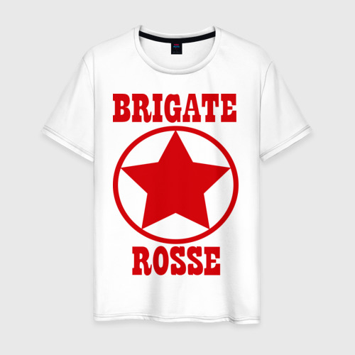 Мужская футболка хлопок Brigate rosse (2)