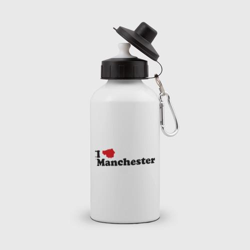 Бутылка спортивная Я люблю Манчестер Юнайтед