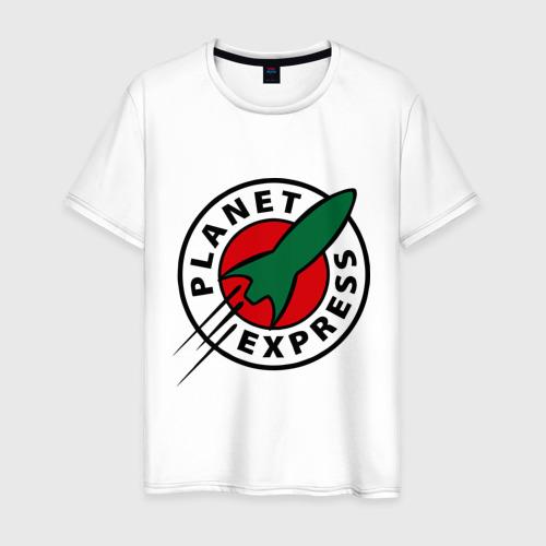 Мужская футболка хлопок Futurama (20)