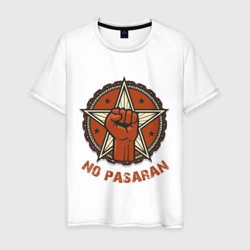 Мужская футболка хлопок No Pasaran