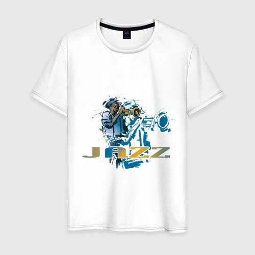 Мужская футболка хлопок Jazz (2)