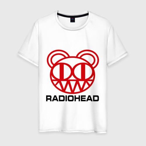Мужская футболка хлопок Radiohead (2)