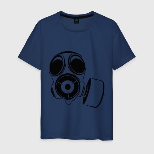 Мужская футболка хлопок Gas music