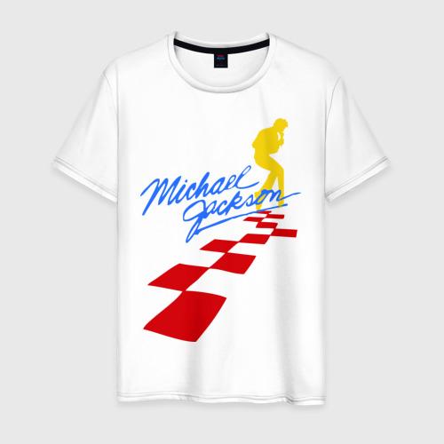 Мужская футболка хлопок Michael Jackson (11)
