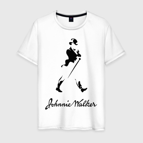 Мужская футболка хлопок Johnnie Walker (2)