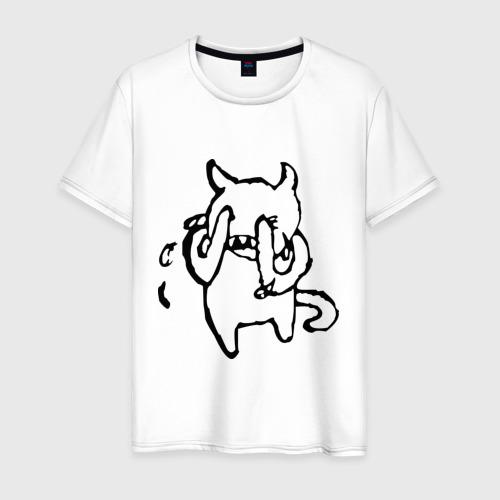 Мужская футболка хлопок Radiohead (3)