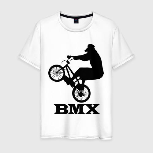 Мужская футболка хлопок BMX (3)