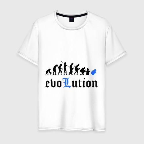 Мужская футболка хлопок DeathNote -L (4)