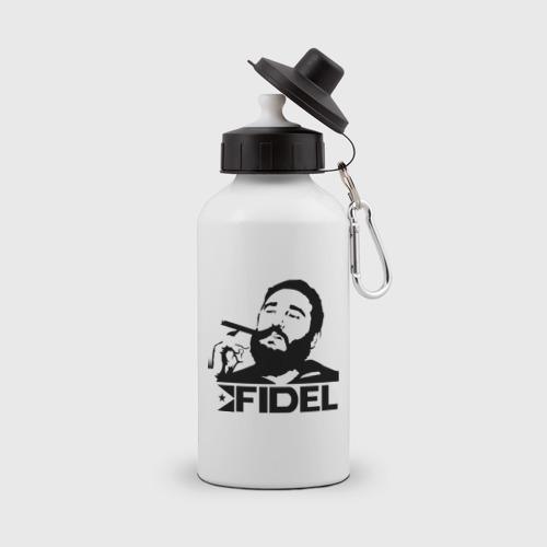 Бутылка спортивная Фидель Кастро