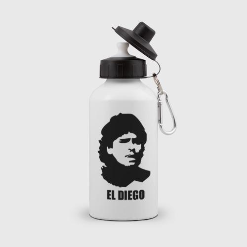 Бутылка спортивная Диего Марадона