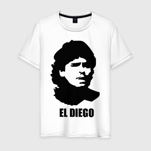 Мужская футболка хлопок Диего Марадона