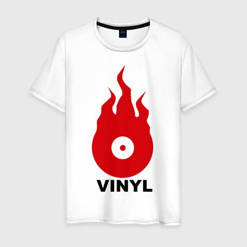 Мужская футболка хлопок Vinyl