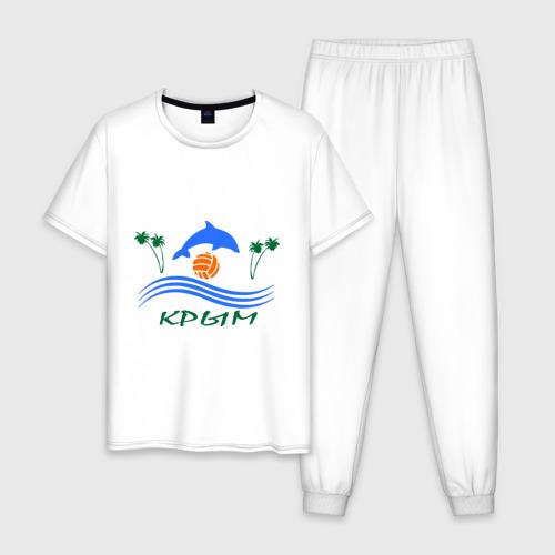 Мужская пижама хлопок Крым