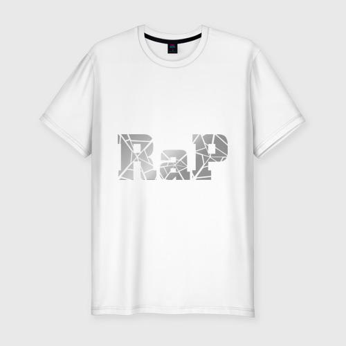 Мужская футболка хлопок Slim RaP (4)