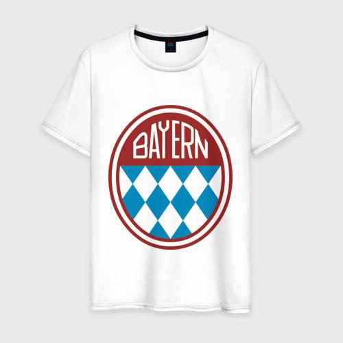 Мужская футболка хлопок Бавария (2)