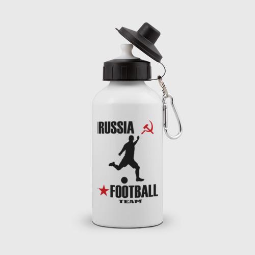Бутылка спортивная Российский футбол