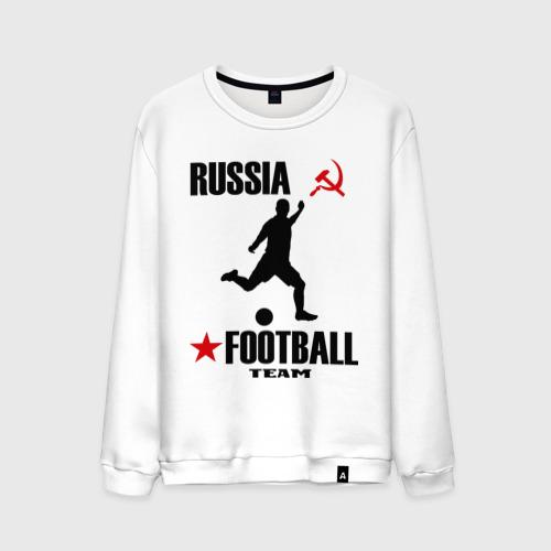 Мужской свитшот хлопок Российский футбол