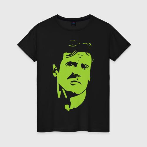 Женская футболка хлопок Рембо - Сильвестр Сталоне
