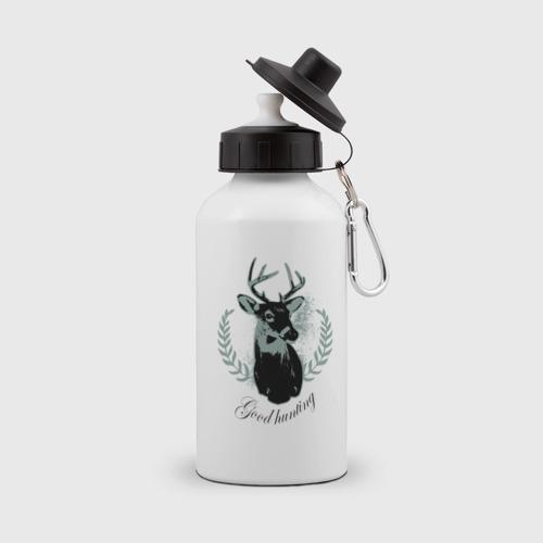 Бутылка спортивная Доброй охоты