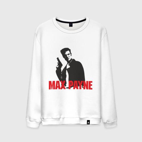 Мужской свитшот хлопок Max Payne (2)
