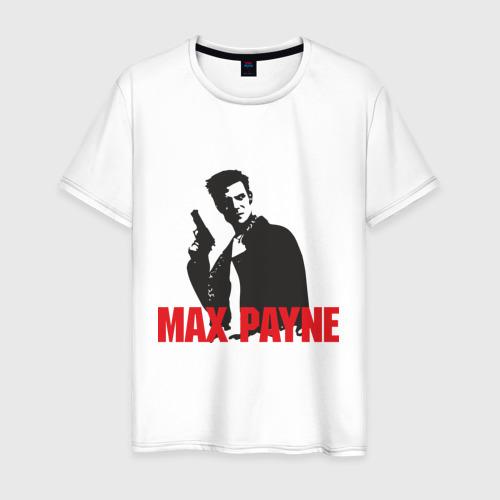 Мужская футболка хлопок Max Payne (2)