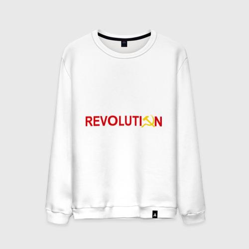Мужской свитшот хлопок Revolution (3)