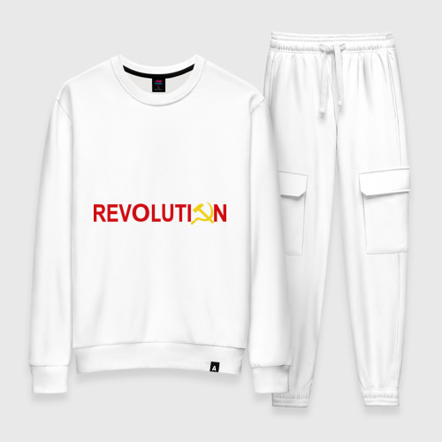 Женский костюм хлопок Revolution (3)