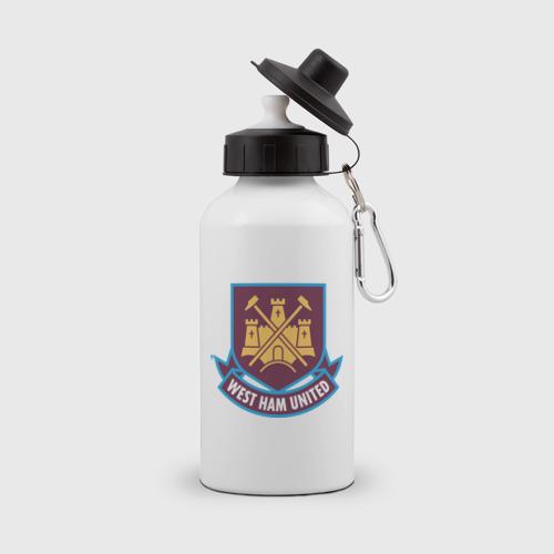Бутылка спортивная FA Premier League-West Ham United