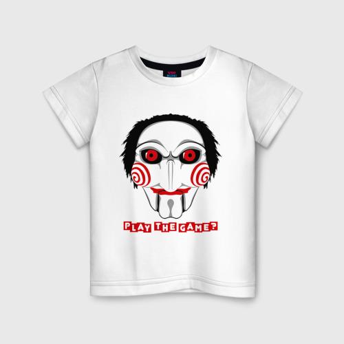 Детская футболка хлопок Пила (2)