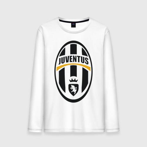 Мужской лонгслив хлопок Italian Serie A. Juventus FC