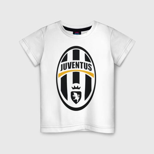 Детская футболка хлопок Italian Serie A. Juventus FC