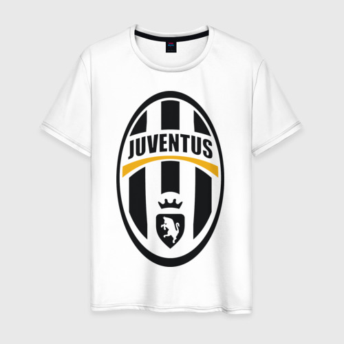 Мужская футболка хлопок Italian Serie A. Juventus FC