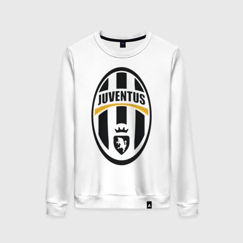 Женский свитшот хлопок Italian Serie A. Juventus FC