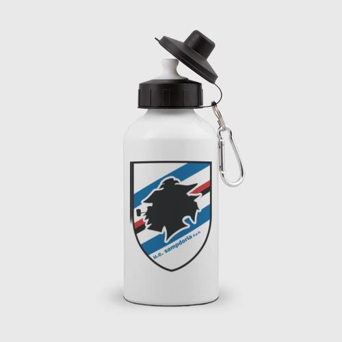 Бутылка спортивная Italian Serie A. UC Sampdoria