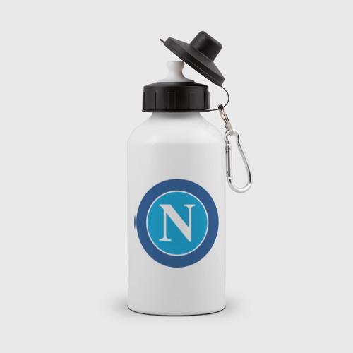 Бутылка спортивная Italian Serie A. SSC Napoli